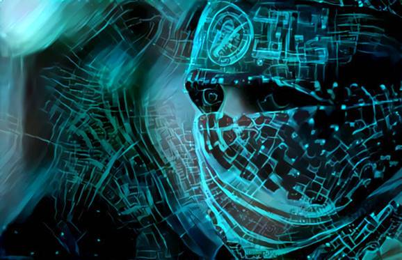 IA guerra inteligente potencializada